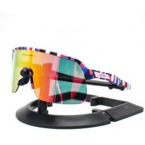 Oakley Sutro Lite sunglasses Colerful frame Fire Iridium lens