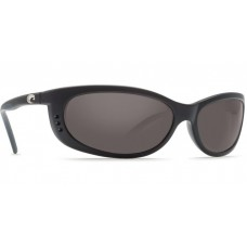 Costa Fathom Matte Black Sunglasses