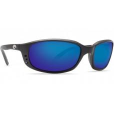 Costa Brine Matte Black Sunglasses