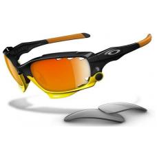Canada Store Online Sale Knock off Oakley Racing Jacket II Sunglasses
