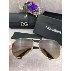 Men's Dolce & Gabbana Sunglasses D2610 Brown