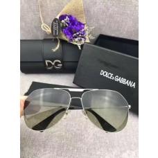 Men's Dolce & Gabbana Sunglasses D2610 Gray Green