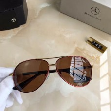 Men's Mercedes-Benz Polarized Eyewear Brown Lenses