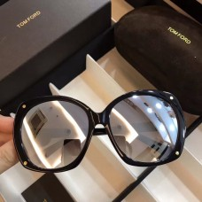 Womens Tom Ford Sunglasses Black Blue