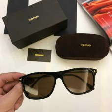 Mens Womens Tom Ford Sunglasses T0588 Black Dark Brown