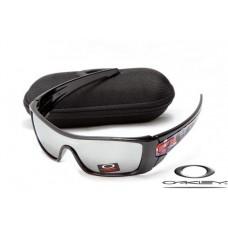 Oakley Batwolf Sunglasses Polished Black / Silver