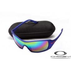 Oakley Dart Women Sunglasses Blue Frame Colors Lens OAKLEY20156356
