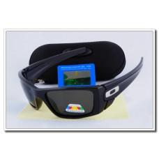 Cheap Fake Oakley Fuel Cell Polarized Sunglasses Polishing Black Frame Slate grey Iridium Lens Sale