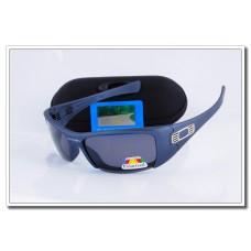 Cheap Fake Oakley Hijinx Polarized Sunglasses Blue Frame Slate grey Iridium Lens Sale