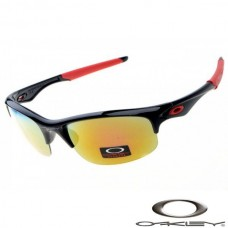 Oakley Bottle Rocket Sunglasses Polished Black Frame Fire Iridium Lens