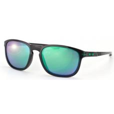 Oakley Enduro Sunglasses Matte Black Frame Jade Iridium Lens