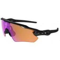 Oakley Sunglasses Radar EV Path Prizm Polishing Black Frame Purple Mercury Lens