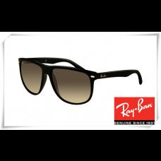 Ray Ban RB4147 Sunglasses Black Frame Grey Gradient Lens