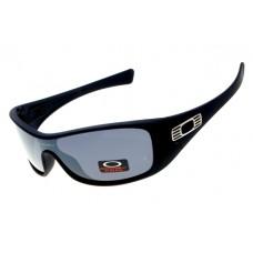fake Oakley Antix sunglasses Matte Black / Gray