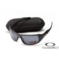 Discount Oakley c six sunglasses Black Frame Gray Lenses on sale