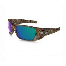 Fake Oakley Camo Fuel Cell Sunglasses Wooden Frame Mercury Green Lenes