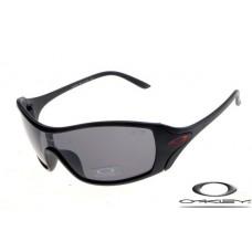 Oakley Dart Women Sunglasses Black Frame Gray Iridium Lens OAKLEY20156050