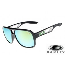fake oakley dispatch II sunglasses Polishing Black Frame Blue Lens OAKLEY201567294
