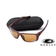 fake oakley eyepatch sunglasses Brown Frame Brown Lens OAKLEY201567365
