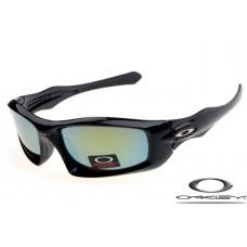 Oakley Monster Pup Sunglasses Polishing Black Frame Blue Iridium Lens OAKLEY20156082