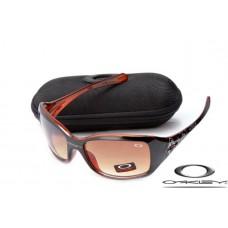 Oakley Necessity Sunglasses Polishing Black Frame Brown Iridium Lens OAKLEY20156083
