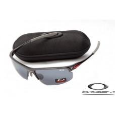 Oakley RAZRWire NBT Sunglasses Polishing Black Frame Gray Iridium Lens OAKLEY20156103