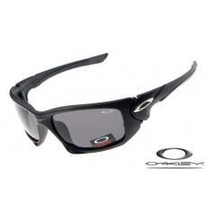 Oakley Scalpel Sunglasses Polishing Black Frame Gray Iridium Lens OAKLEY20156092