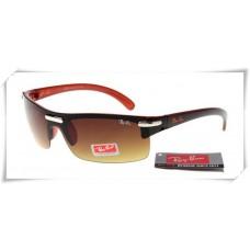 Ray Ban RB1065 Sunglasses Black Frame Brown Gradient Lens