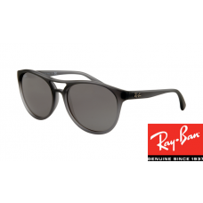 Ray Ban RB4170 Sunglasses Grey Gradient Frame Grey Lens