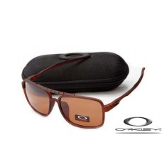 Oakleys Deviation Sunglasses Brown Frame Brown Iridium Lens OAKLEY20156275