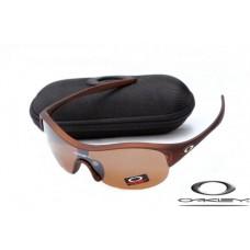 Oakley Enduring Pace Sunglasses Brown Frame Brown Iridium Lens OAKLEY20156287