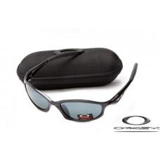 Oakleys Hatchet Wire Sunglasses Polishing Black Frame Gray Iridium Lens OAKLEY20156276