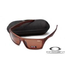 Oakley Jury Sunglasses Polishing Brown Frame Brown Iridium Lens OAKLEY20156277