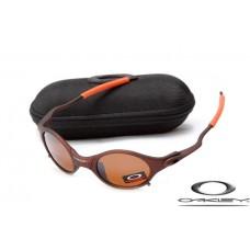 Oakley Mars Sunglasses Polishing Brown Frame Brown Iridium Lens OAKLEY20156278