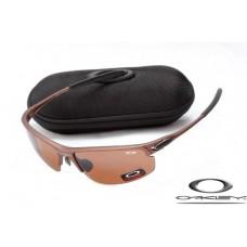 Oakley RAZRWire NBT Sunglasses Polishing Brown Frame Brown Iridium Lens OAKLEY20156280