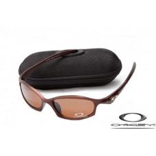 Oakley Hatchet Wire Sunglasses Brown Frame Brown Lens OAKLEY20156485