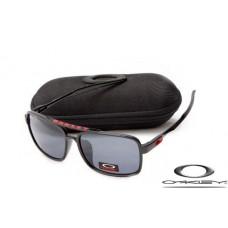 Oakley Deviation Sunglasses Polishing Black Frame Gray Iridium Lens OAKLEY20156329