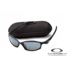 Oakley Hatchet Wire Sunglasses Blue Frame Blue Iridium Lens OAKLEY20156331