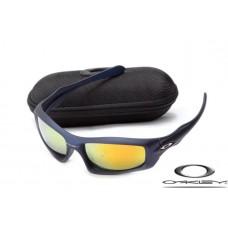Oakley Monster Pup Sunglasses Polishing Black Frame Yellow Iridium Lens OAKLEY20156322
