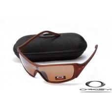 Oakley Dart Women Sunglasses Brown Frame Brown Iridium Lens OAKLEY20156170