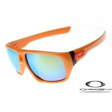 Oakley Dispatch Sunglasses Polishing Orange Frame Blue Iridium Lens OAKLEY20156123