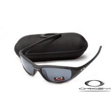 Oakley Encounter Women Sunglasses Frosting Black Frame Gray Iridium Lens OAKLEY20156171
