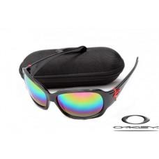 Oakley Script Sunglasses Polishing Black Frame Colors Iridium Lens OAKLEY20156177