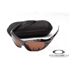 Oakley Water Jacket Sunglasses Polishing Black Frame Brown Iridium Lens OAKLEY20156164