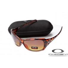 Replica OAKLEY NECESSITY Sunglasses For ACID TORTOISE FRAME PERSIMMON Lens