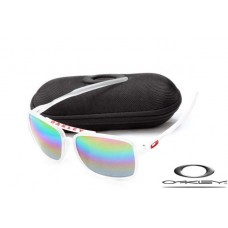 Oakley Deviation Sunglasses Polishing White Frame Colors Iridium Lens OAKLEY20156206
