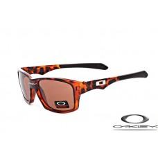 Oakley Jupiter Squared Sunglasses Polishing Brown Frame Brown Iridium Lens OAKLEY20156202