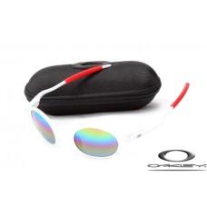 Oakley Mars Sunglasses White Frame Colors Iridium Lens OAKLEY20156209