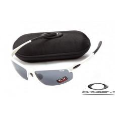 Oakley RAZRWire NBT Sunglasses White Frame Gray Iridium Lens OAKLEY20156211