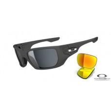 Oakley Style Switch Sunglasses Grey Frame Grey Lens